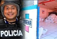 Dejan libre al alcalde ladrón de Ilopango, Adán Perdomo a pesar de comprobar su robo de cerca de 3,000 Paquetes Alimentarios