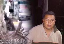 En menos de 24 horas PNC captura a agresor de una mujer captado en video, luego de que la PNC recibiera la denuncia ciudadana.