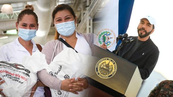 El Gobierno comienza a enviar Paquetes Alimentarios al personal de primera línea, como agradecimiento a toda su labor durante la pandemia