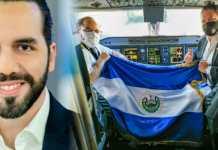 Aeromexico reinicia operaciones hacia El Salvador, por ser un destino seguro ante la nueva normalidad