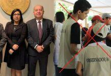 TSE prepara fraude electoral censurando a los observadores, según nuevo reglamento