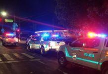 Reportan agente de la PNC lesionado luego que sujetos lo atacaran de manera cobarde en un autobús