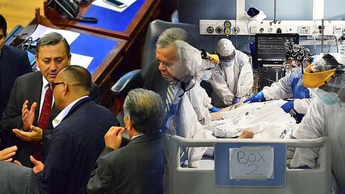 Diputados pretenden dejar al Gobierno sin fondos para Vacunas contra el COVID-19, computadoras y obras de mitigación
