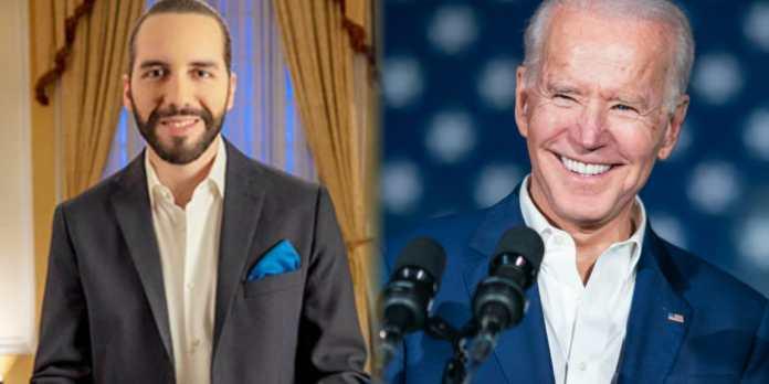 Presidente Joe Biden destinará $4,000 millones a El Salvador para impulsar el desarrollo de la nación