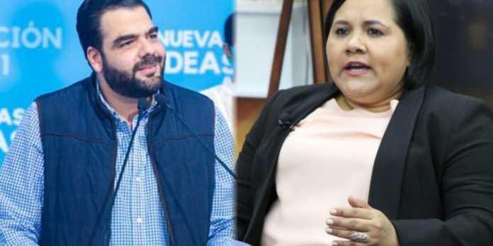 Cristina Cornejo dice que NADIE de Nuevas Ideas tiene perfil de liderazgo para representar a la gente en la Asamblea