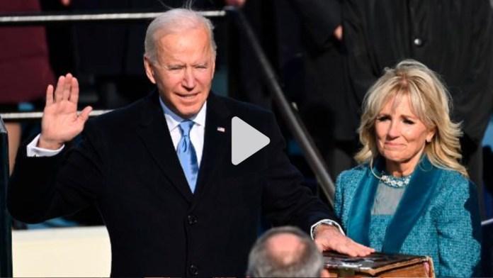 Joe Biden ahora es el Presidente 46 de EE.UU. en el