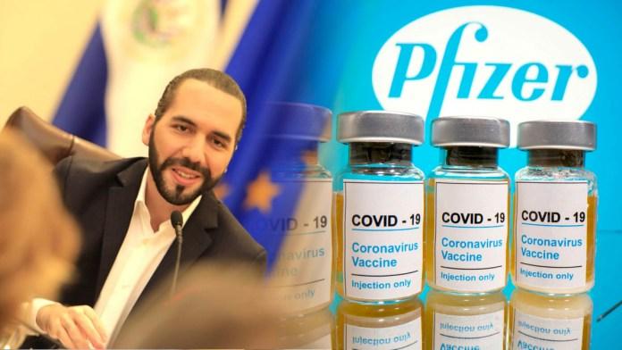El Salvador recibirá la vacuna de Pfizer-BioNTech. La llegada de la vacuna se confirma por parte del programa COVAX