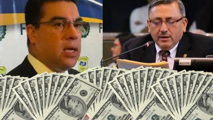 Salvadoreños exigen al Fiscal Raúl Melara que procese a Carlos Reyes por los delitos que se le acusa y existen pruebas para iniciar la investigación