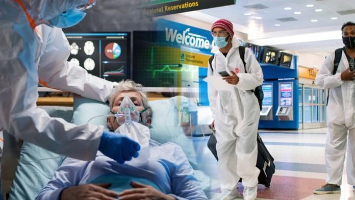 Estados Unidos pedirá prueba negativa de COVID-19 para entrar a su territorio, debido a la cantidad alarmante de casos de coronavirus