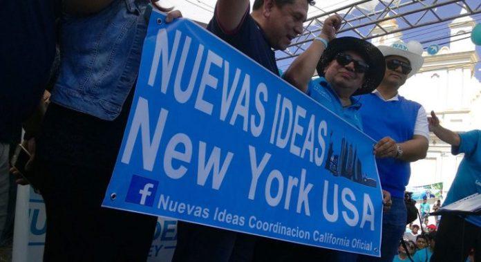 Salvadoreños de la Diáspora afirman que Nuevas Ideas es el único partido político en la historia que les ha dado la verdadera importancia