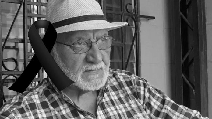 Fallece Carlos Cañas, firmante de los acuerdos de paz, Roberto Cañas López murió esta tarde como consecuencia de un problema digestivo