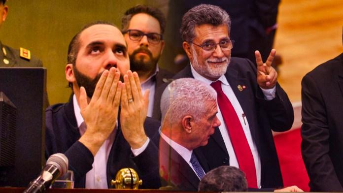 El Presidente Nayib Bukele reacciona a la reciente hola domicilios en la cual están involucrados partidos políticos y grupos de poder