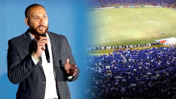 Yamil Bukele lamenta que los aficionados del Aguila-Alianza no van a seguir los protocolos sanitarios luego que FESFUT invalidara el proceso