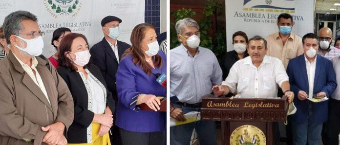 ARENA y FMLN intentaron desviar más de $70 millones a sus alcaldes para realizar campañas