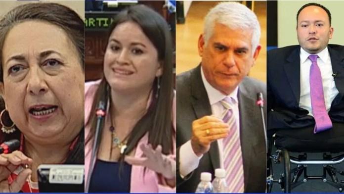 Los diputados han hecho de la pandemia un tema electoral, según la Comisionada Presidencial, Carolina Recinos.