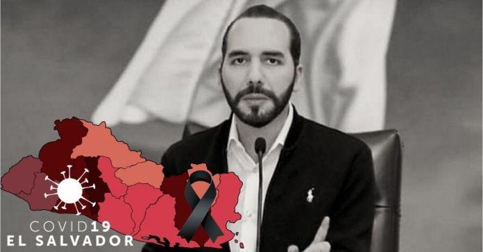 El Salvador reporta aumento en muertes por COVID-19, registrando 8 decesos en las últimas horas