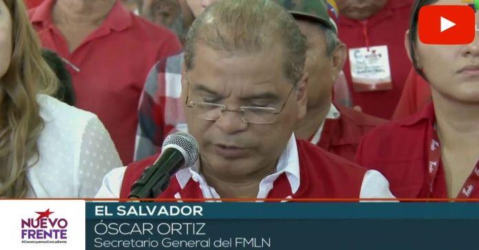 FMLN envía mensaje al pueblo salvadoreño: «Está prohibido votar por la N de Nayib Bukele»