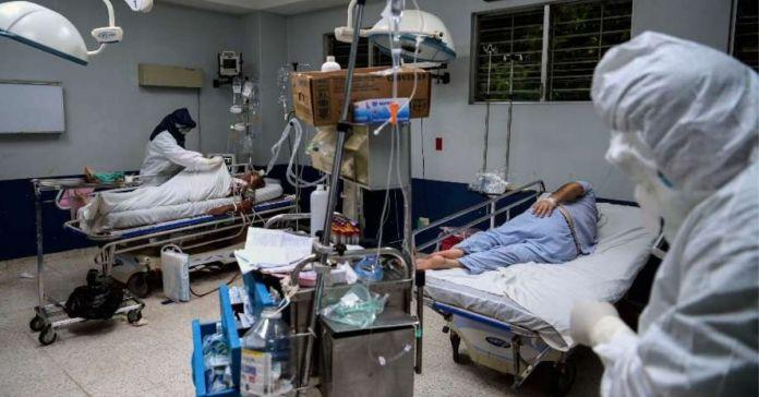 El Salvador amanece sobrepasando los 50 mil casos confirmados de COVID-19