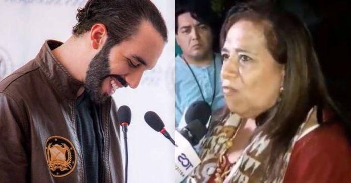 Nidia Díaz dice que no permitirá que el Presidente Bukele le cambie nombre al día de «Los Acuerdos de Paz»