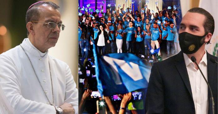 Rosa Chávez hace el llamado a los salvadoreños a «no tirar su voto a la basura» por Nuevas Ideas