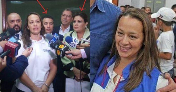 Sulen Ayala afirma que nunca estuvo en ARENA que solo fue una simple «simpatizante»