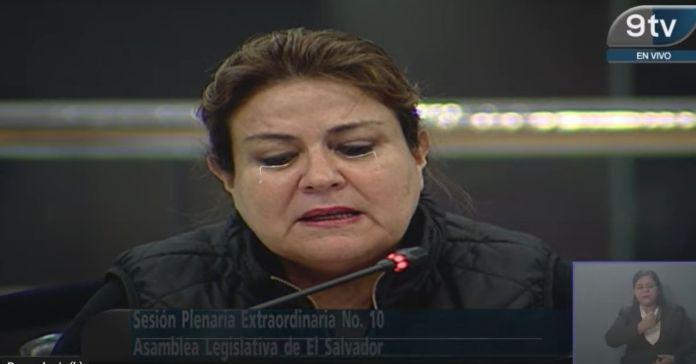 Margarita Escobar dice que está siendo víctima de «espionaje» y teme por su vida porque alguien de la oposición le hackeo su correo