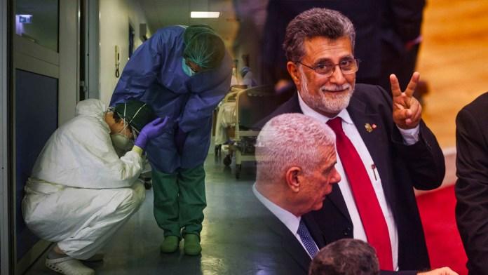 Diputados prohíben la cuarentena o cercos sanitarios, a pesar que son herramientas necesarias y efectivas para contener la pandemia