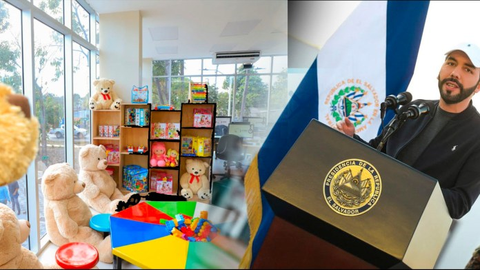Presidente Bukele inaugurará un CUBO en el sito del niño, un lugar en extremo estigmatizado y ignorado en gobiernos anteriores