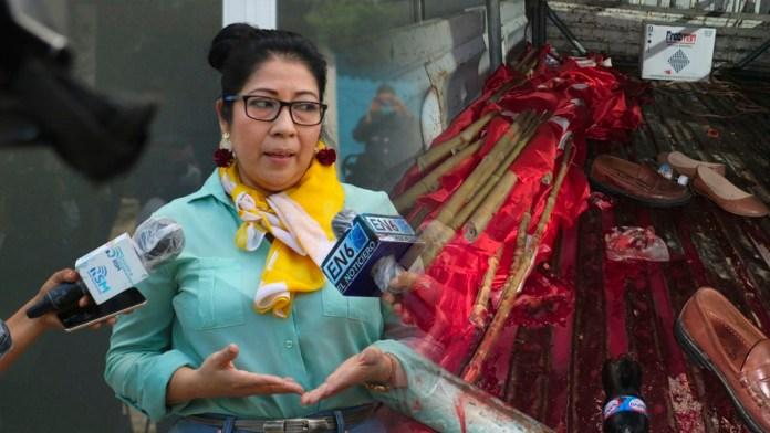 Presidente del Tribunal Supremo electoral aseguró que el ataque ocurrido unos días atrás no tiene trasfondo político