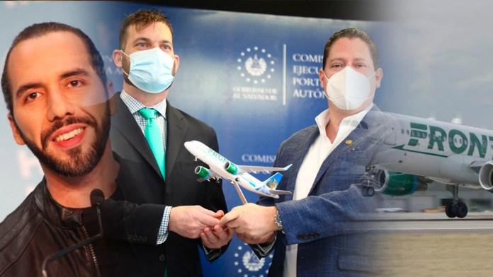 Frontier llega a El Salvador. Esta nueva opción para viajar desde El Salvador iniciará a partir del 13 de abril directo, sin escalas.