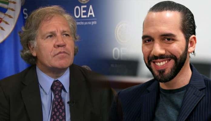 OEA enviará misión especial a El Salvador para evaluar la situación política y democrática de El Salvador