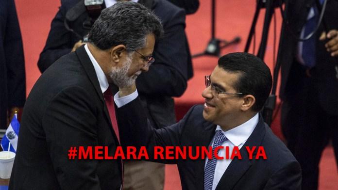 Salvadoreños exigen la renuncia de Raúl Melara, luego que fuera incapaz de mostrar imparcialidad en su trabajo