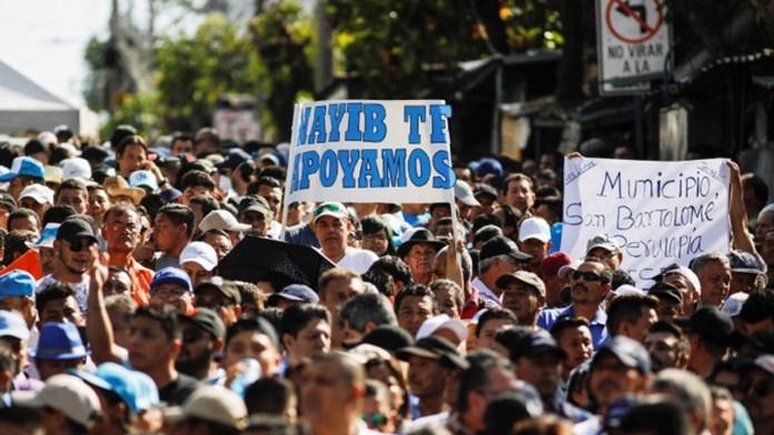 Los Salvadoreños no se quedarán callados ante las injusticias de los diputados que quieren destituir a Nayib Bukele
