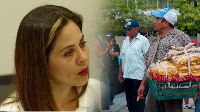 Bertóxica quiere aumentar los impuestos si llega de diputada. Ella misma decía que las empresas deberían pagar más impuestos