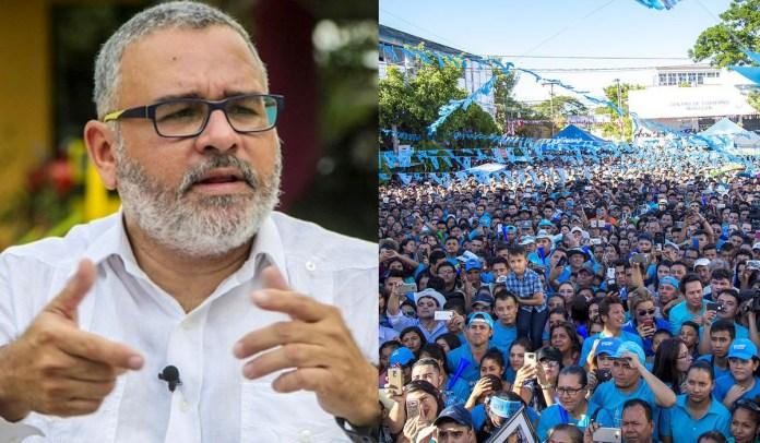 Mauricio Funes pide a los salvadoreños no votar por Nuevas Ideas