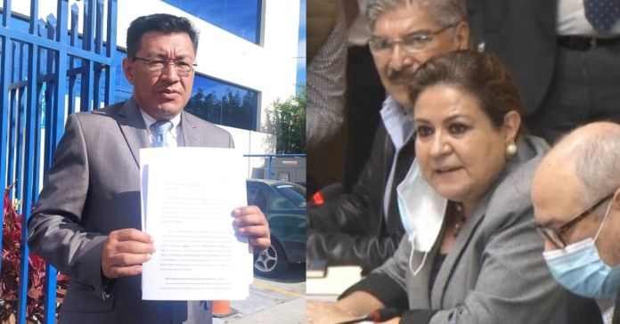 Candidato a diputado de Nuevas Ideas presenta aviso contra Margarita Escobar y otros exfuncionarios que se enriquecieron de sobresueldos