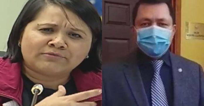 Cristina Cornejo y Mario Ponce justifican y defienden fallas cometidas en el TSE