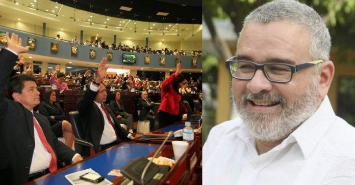 ARENA y FMLN hacen caso al llamado de Mauricio y presentan iniciativa para destituir al Presidente Bukele