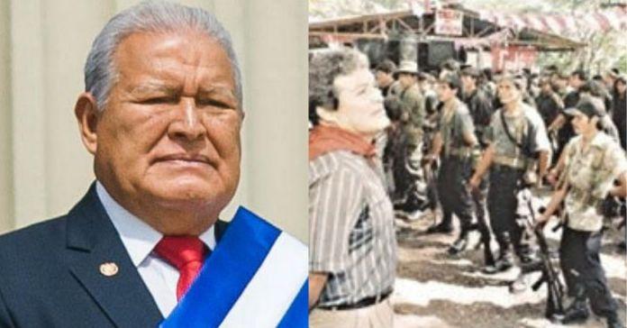 Revelan que Sánchez Cerén mandó a ejecutar a miles de sus propios compañeros guerrilleros para lograr sus objetivos
