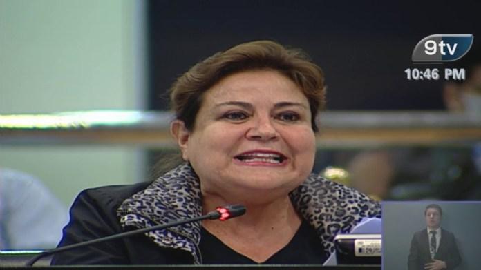Margarita Escobar se alegra de que no consideren a El Salvador como país seguro, luego que el presidente Biden derogara un decreto