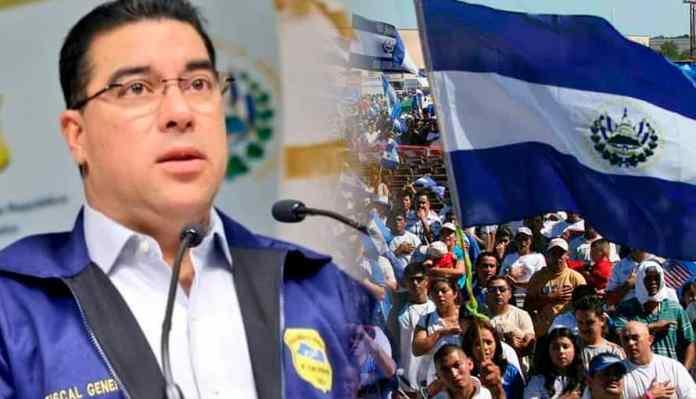 Salvadoreños acuerdan votar MASIVAMENTE por diputados de Nuevas Ideas para que procedan a destituir con urgencia a Raúl Melara