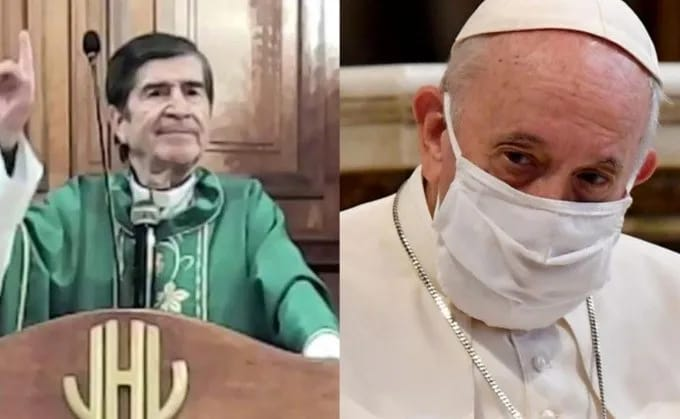 Renuncia obispo mexicano que dijo que «usar cubrebocas es no confiar en Dios»