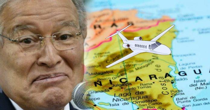 Filtran información que Sánchez Cerén se encuentra en Nicaragua con asilo político