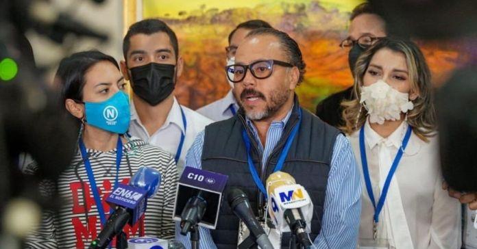 Ernesto Castro afirma que la nueva Asamblea Legislativa investigará corrupción de los actuales diputados