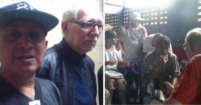 Confirman que Paolo Lüers podría perder ciudadanía por mediar en tregua con pandillas