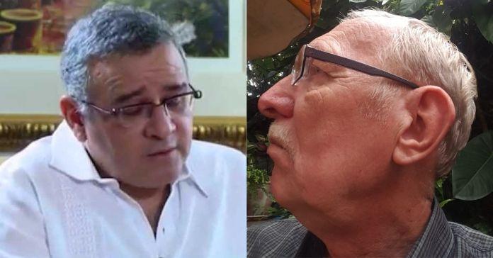 Mauricio Funes: «Coincido con Paolo Lüers en detener el avance de Bukele»