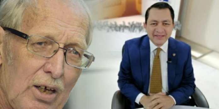 Paolo Lüers afirma que Mario Ponce ha sido el mejor presidente en la Asamblea que ha tenido El Salvador