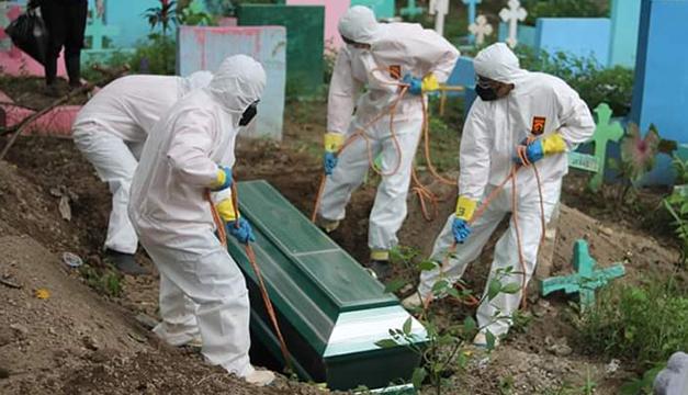 El Salvador suma 5 muertes más por COVID-19 y 150 nuevos contagios