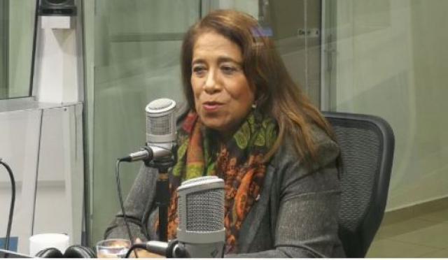 Nidia Díaz afirma que ya hizo su cita y se aplicará la vacuna contra la COVID-19 el próximo martes
