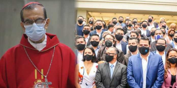 Rosa Chávez ordena a la Bancada Cyan tener un clima de respeto en la nueva Asamblea Legislativa